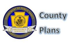 Public Safety ~ County Plans